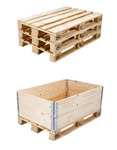 Fa raklap gyártás, eladás